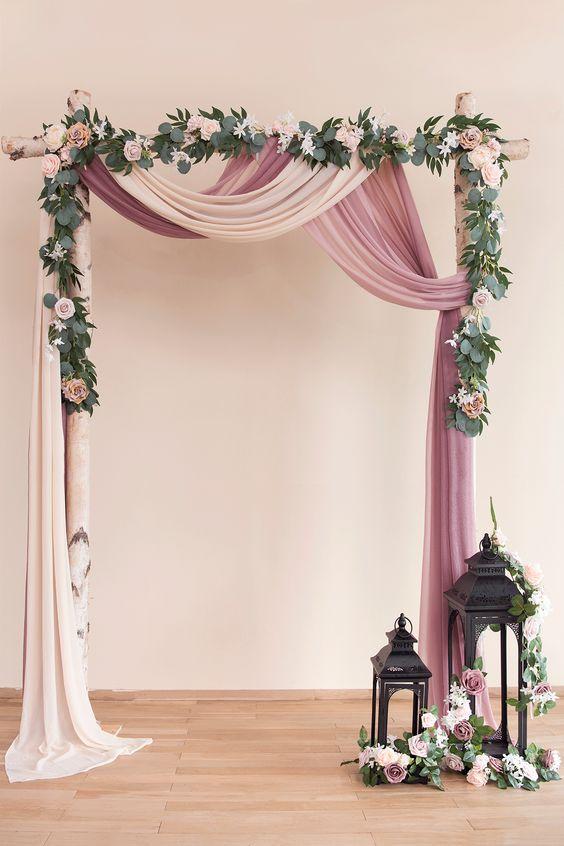 svatební brána