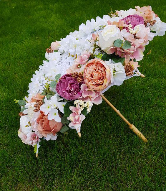 svatební deštník